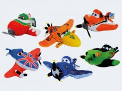 Dickie - Disney Planes - Plüschflugzeuge