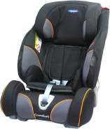 Klippan Triofix Comfort Kindersitz Black Orange