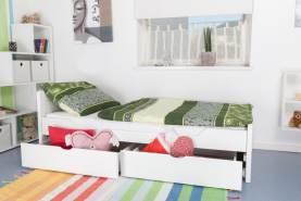 Steiner Einzelbett 'Easy Premium Line K1/ Voll' weiß, 90x200 cm