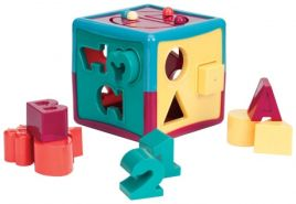 Battat Formen-Sortierwürfel, Spielzeug