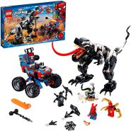 LEGO Marvel 76151 'Hinterhalt des Venomosaurus' 640 Teile, ab 8 Jahren