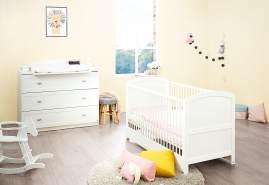Pinolino 'Laura' 2-tlg. Kinderzimmer-Set breit