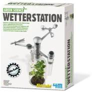 Green Science - Wetterstation, Wettermessstation