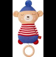 Die Spiegelburg® - Strick-Spieluhr Teddy BabyGlück