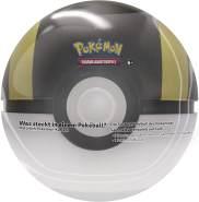 Pokemon Sammelkarten Pokeball Tin 2020 Farbwahl (Farbe: Schwarz)