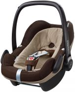Maxi Cosi Babyschale Pebble+ I-Size Earth brown 0-13 kg (Gruppe 0+)