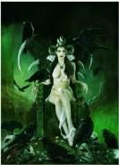 International Publishing 0701N23011B - Raven Queen, Klassische Puzzle