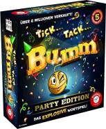 Piatnik - Tick Tack Bumm Party Edition