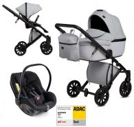 Anex 'e/type' Kombikinderwagen 4plusin1 2020 in Marble mit Avionaut Babyschale