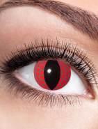 Kontaktlinsen Red Dragon