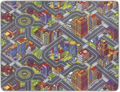 misento 'Big City' Kinderteppich 160 x 200 cm