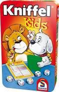 Schmidt Spiele - Kniffel - Kids in Metalldose