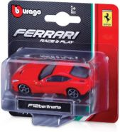 Bburago 15656000 BB 1:64 Ferrari Blister (Sortiert), Mehrfarbig