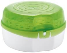 MAM Mikrowellen Dampfsterilisator Grün