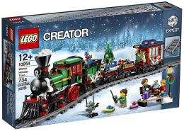 LEGO Creator - Festlicher Weihnachtszug 10254
