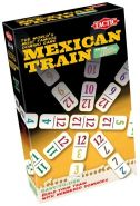 Brettspiel Mexican Train Travel Version
