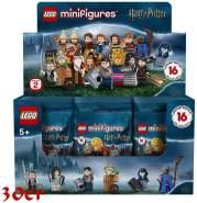 LEGO Minifiguren 71028 - Harry Potter Serie 2 - 30er Display, zufällige Auswahl