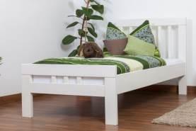 Steiner Einzelbett 'Easy Premium Line K8' weiß, 90x200 cm