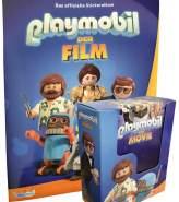 Playmobil - Der Film 2019 - Sammelsticker - 1 Display (36 Tüten) + 1 Album