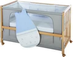 Roba 'Room Bed' Beistellbett natur, inkl. Ausstattung 'Glücksengel'