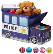 Relaxdays 'Polizei' Sitzbox