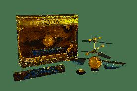 Dickie - Harry Potter Goldener Schnatz Heliball Drohne, gold