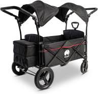 Elvent 'FamilyStar Premium' Bollerwagen in Schwarz
