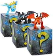Whitehouse - Auswahl Mystery Dragons 2er-Set Mini Spielfiguren DreamWorks Dragons Sturmpfeil