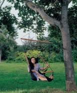 Amazonas Hängesessel Swinger black