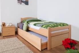 Steiner Einzelbett 'Easy Premium Line K1/2h' natur, 90x200 cm