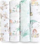 aden+anais 'The lion king' 4er-Pack Disney Swaddle Wickeltücher