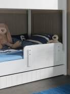 Vipack 'Robin' Bettseiten-Paneel für Etagenbett weiß