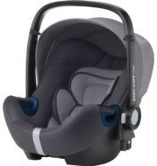 Britax Römer Baby-Safe2 i-Size Storm Grey Kollektion 2019
