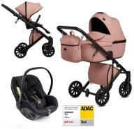 Anex 'e/type' Kombikinderwagen 4plusin1 2020 in Peach mit Avionaut Babyschale