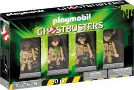 PLAYMOBIL - Ghostbusters Figurenset Ghostbusters 70175