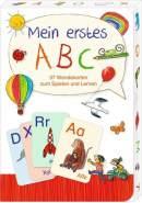 Coppenrath - Mein erstes ABC, Wendekarten - Lernspiel