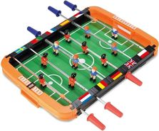 Toi-Toys – Mini Fußball Tisch Baby-Foots, 51044 A, Mehrfarbig