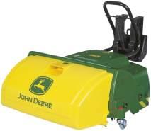Rolly Toys 409716 JOHN DEERE Kehrmaschine