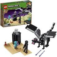 LEGO Minecraft 21151 'Das letzte Gefecht', 222 Teile, ab 7 Jahren