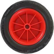 Ersatzrad für Bollerwagen, Reifen Sackkarrenrad, PU Rad 260x80 mm