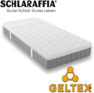 Schlaraffia 'GELTEX Quantum Touch 260' Gelschaum Matratze H2, 100x210 cm (Sondergröße)