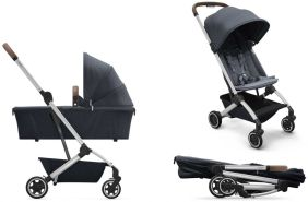 Joolz 'Aer' Kinderwagen inkl. Babywanne Elegant Blue