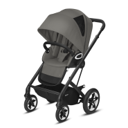 CYBEX Gold 'TALOS S LUX' Buggy 2021 Black/Soho Grey