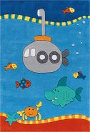Sam 4156 Multi Submarine 110x160 cm