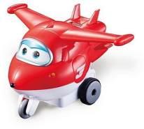 Super Wings JETT Flugzeug mit Rückzugsmotor