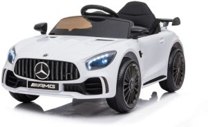 """Mercedes Gtr Amg Kinder Elektro Auto Kinderfahrzeug Sportwagen Rc Usb Mp3"""