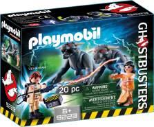 Playmobil Ghostbusters 9223 'Venkman und Terror Dogs', 20 Teile, ab 6 Jahren