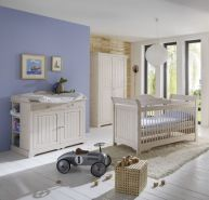 Babyzimmer-Set 3-teilig LOTTA
