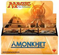 Wizards of the Coast Magic: The Gathering - Amonkhet Booster Display deutsch