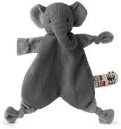 IBTT Schmusetuch Ebu, der Elefant [grau] (30cm)